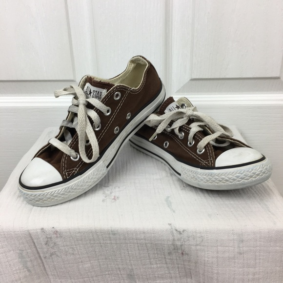 Converse Other - 🌷3 for $30 Brown Converse Allstar Casual Shoe